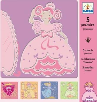 princesas para dibujar
